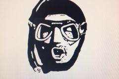 Logo (hat er nicht Ähnlichkeit mit Andy?)