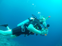 Diver Maik