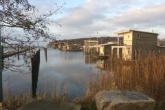 Die Siedlung auf dem Meer