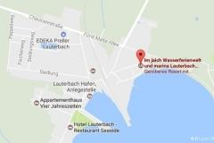 """Wasserferienwelt """"Im Jaich"""" auf Rügen"""