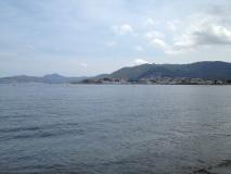 """Der Strand in der """"Punta del Cros"""""""
