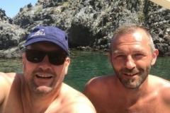 Mathias und Stephan
