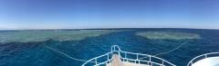 Noch ein Blick aufs Riff