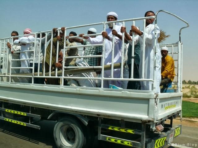 Arabischer Bus!