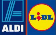 Lidl, Aldi, Decathlon und Eurospar